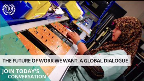 ILO the work we want menneskers kapløb med kunstig intelligens om fremtidens arbejde