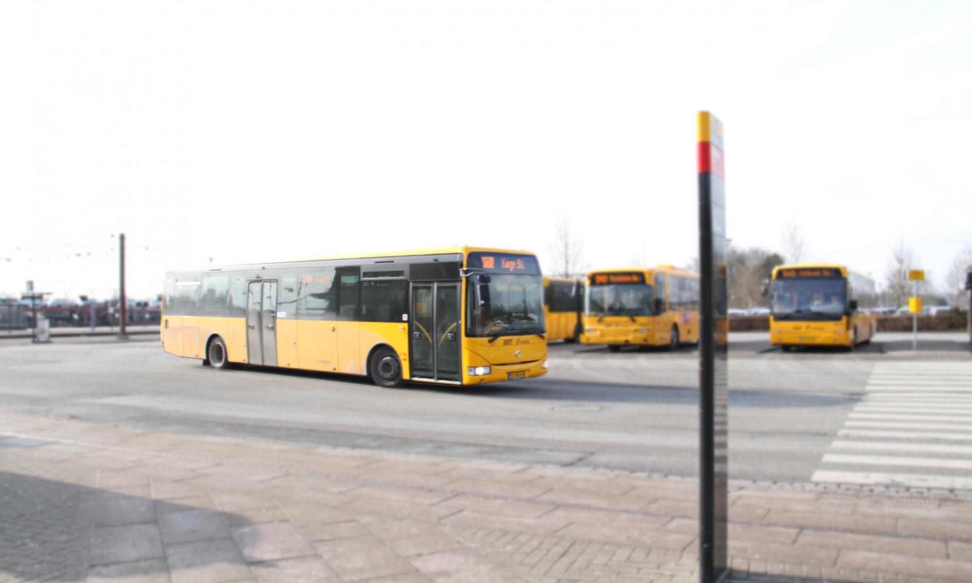 Nogle busser i Ringsted kører nonstop, så forsinkelser ikke kan hentes. Tempoet er for højt.