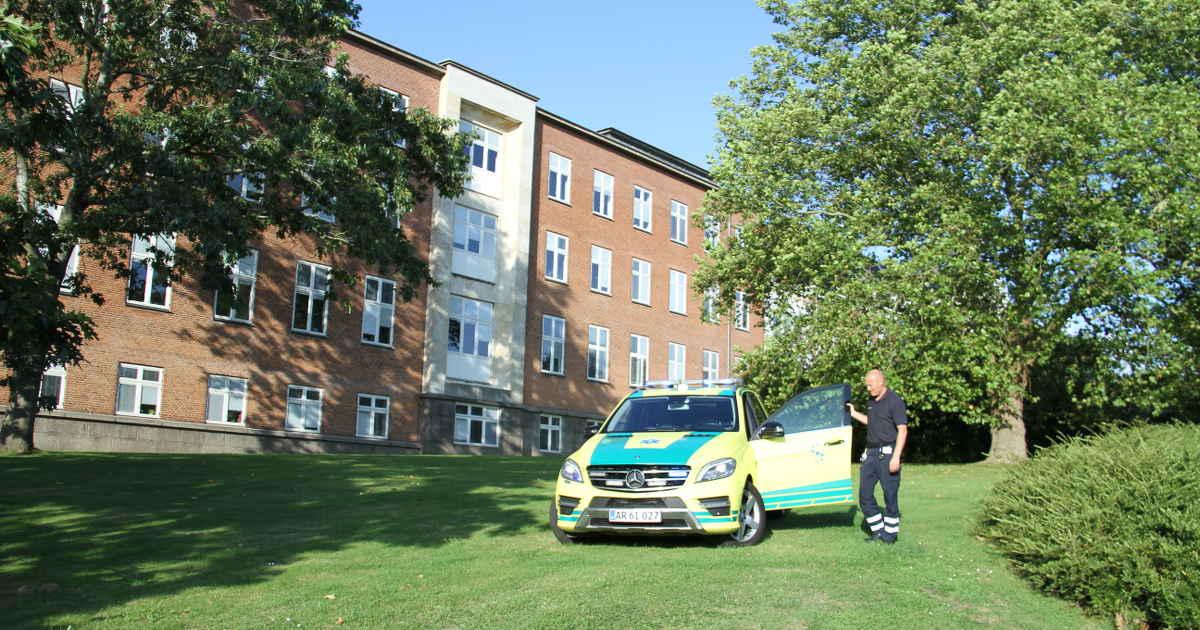 Heinrich Larsen fortæller om sit liv som paramediciner og arbejdsmiljørepræsentant.